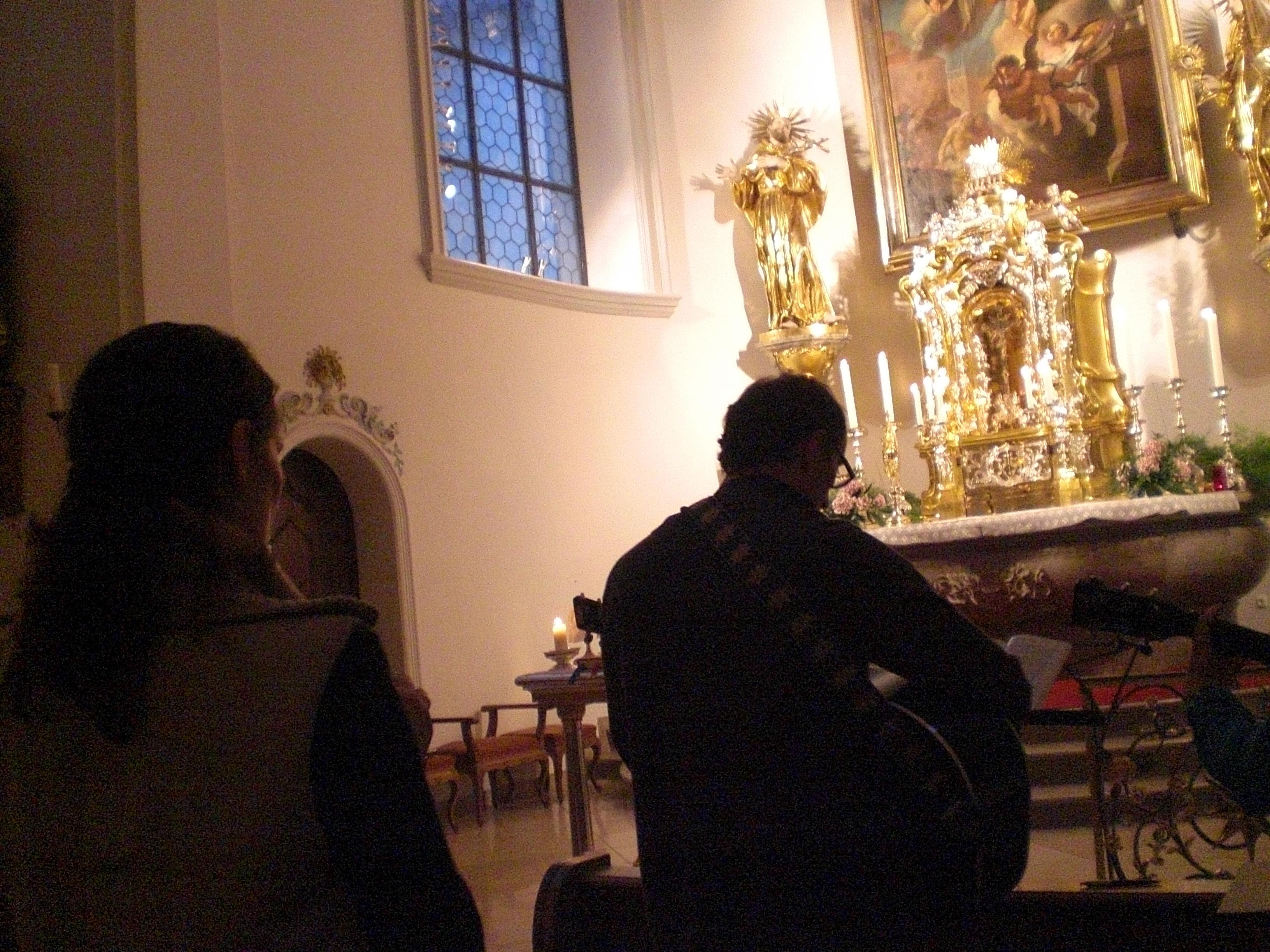 27de0724c5 Juni 2019 Hl. Messe und Holy Hour in der Sternkirche